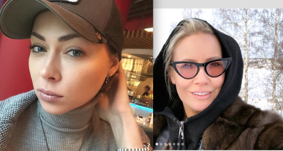 """Настасья Самбурская и Елена Летучая оскорбили друг друга из-за """"Ревизорро""""."""