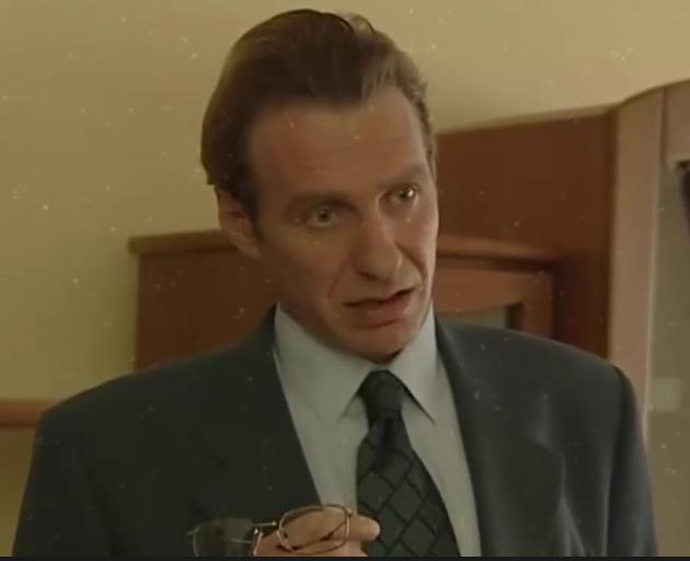 Олег Треповский, кадры из киноленты. Фото Скриншот YouTube