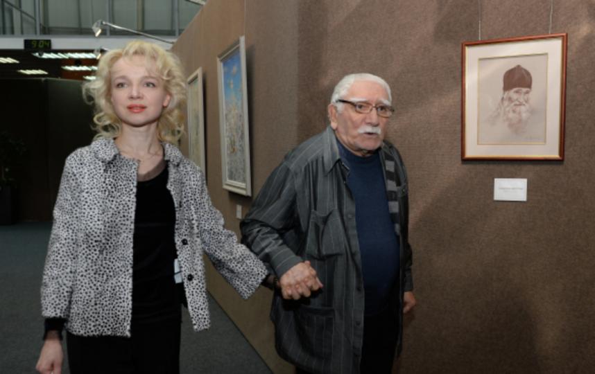 Армен Джигарханян, фотоархив. Фото РИА Новости