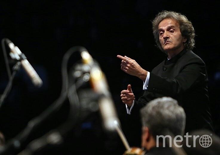 Легендарный Тегеранский симфонический оркестр. Фото предоставлены организаторами