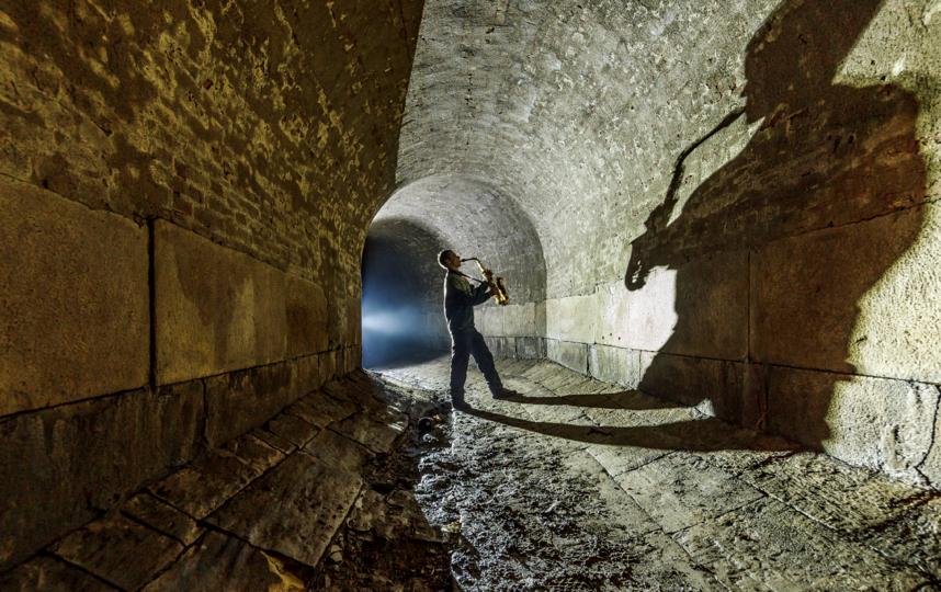 Подземная Неглинка. Фото Предоставлено организаторами