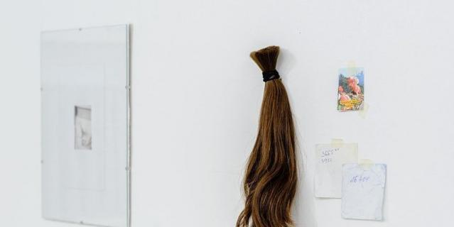 Моя прелесть. Волосы.