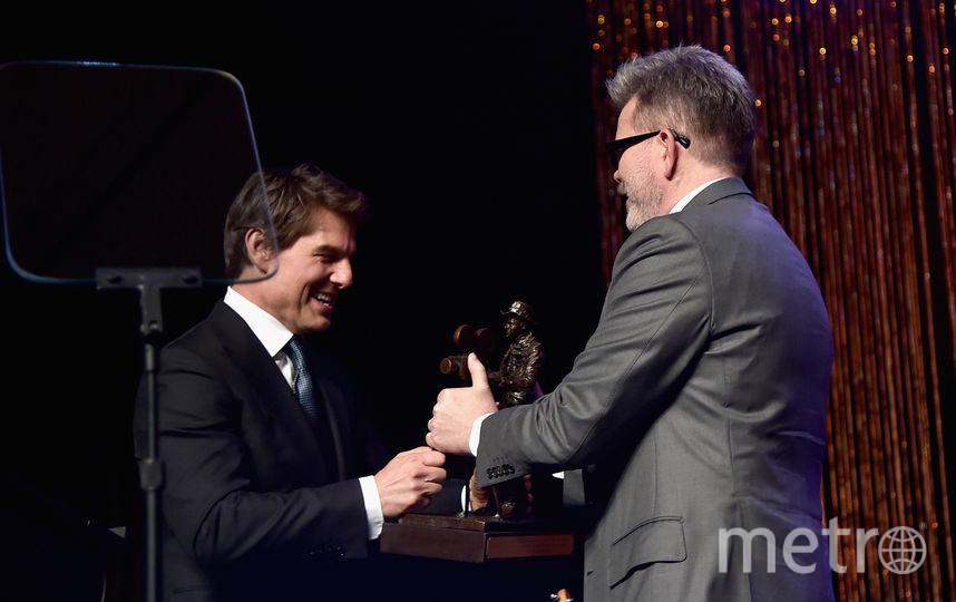 CinemaCon-2018. Том Круз. Фото Getty