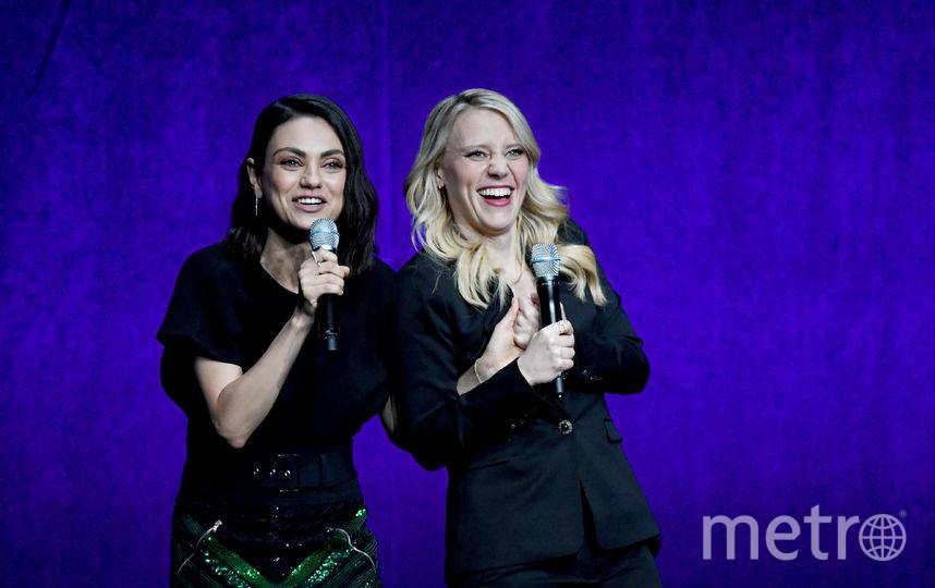 CinemaCon-2018. Мила Кунис. Фото Getty