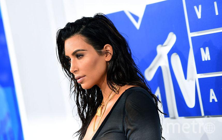 Ким Кардашья. Фото Getty