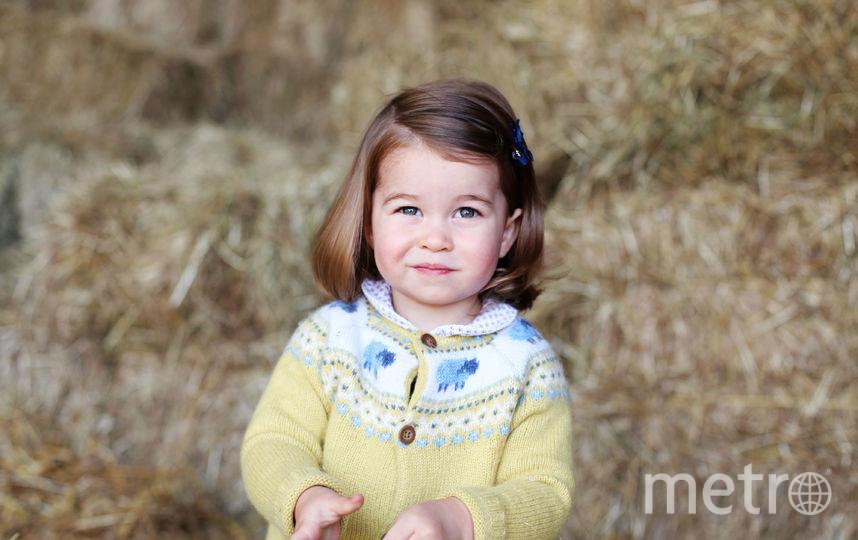 Прицесса Шарлотта. Фото Getty