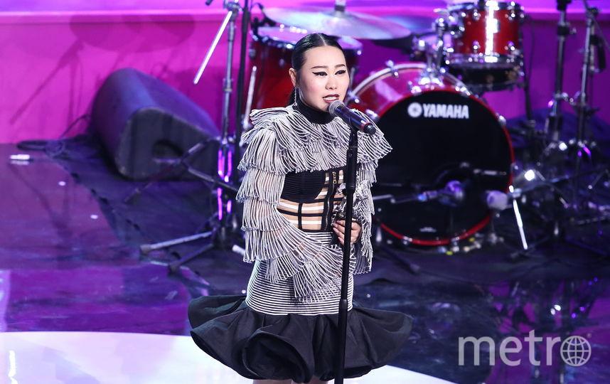 Китайская актриса Ян Гэ на ММКФ. Фото предоставлено пресс-службой ММКФ