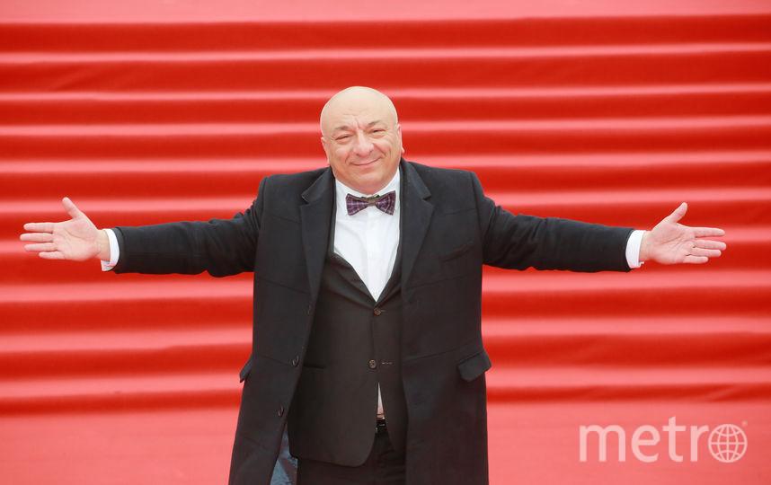 Михаил Богдасаров на церемонии закрытия ММКФ. Фото предоставлено пресс-службой ММКФ