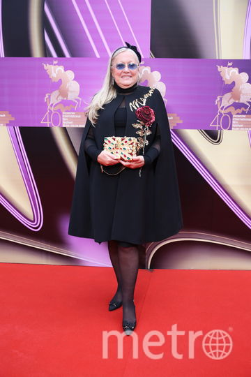Татьяна Михалкова. Фото предоставлено пресс-службой ММКФ