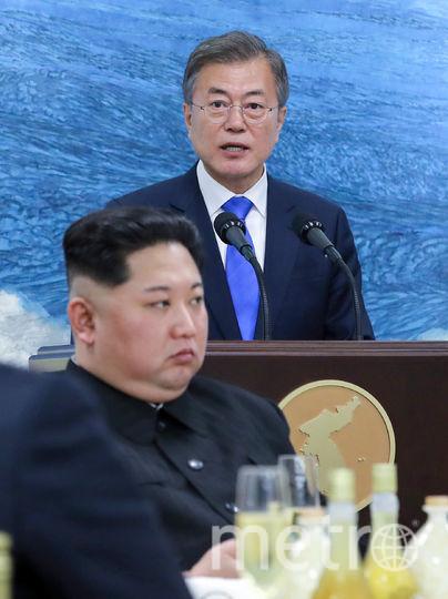 Президент Южной Кореи Мун Чжэ Ин. Фото AFP