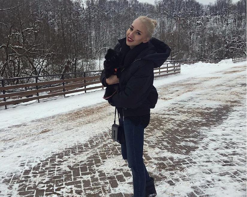 Фото из соцсети. Фото instagram.com/kudryavtseva_y