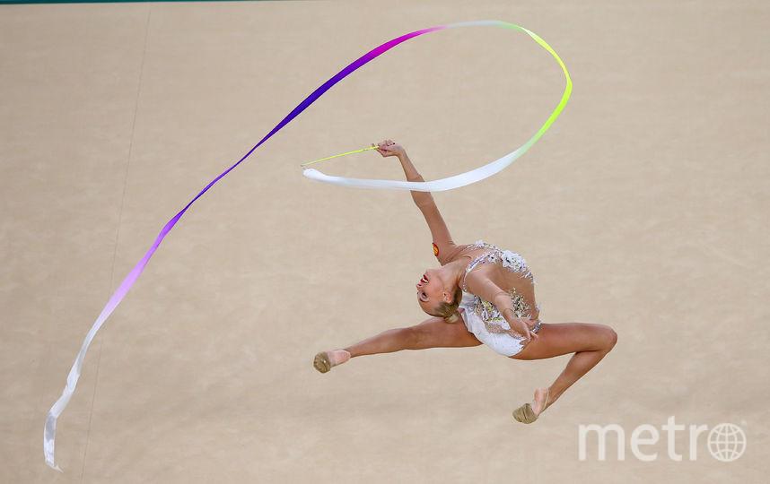 Яна Кудрявцева во время выступлений на соревнованиях в 2016-м году. Фото Getty
