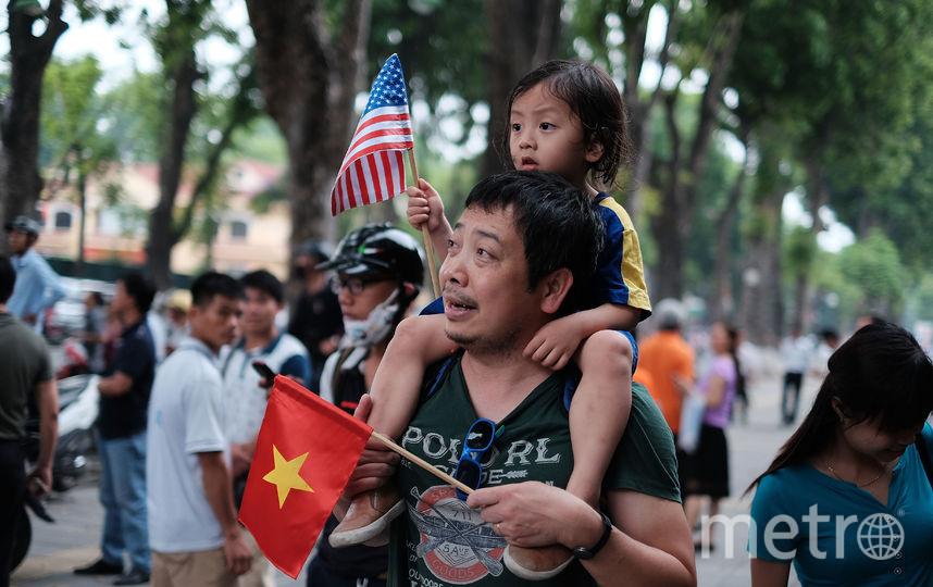 Современные вьетнамцы не чувствуют обиды по отношению к американцам. Фото Getty