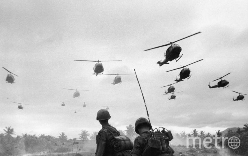 Война во Вьетнаме закончилась 30 апреля 1975 года. Фото Getty
