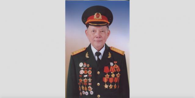 Генерал Данг.