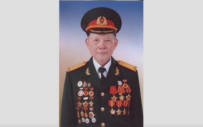 "Генерал Данг. Фото Алина Данг, ""Metro"""