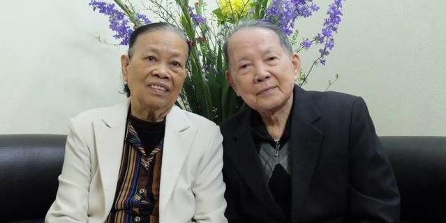 Мои бабушка и дедушка.