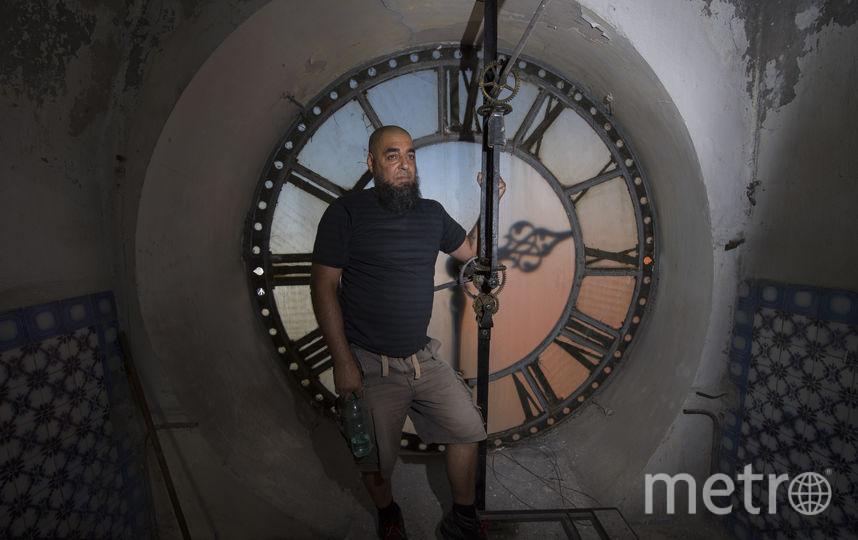 Хронометрист, Уругвай. Фото AFP
