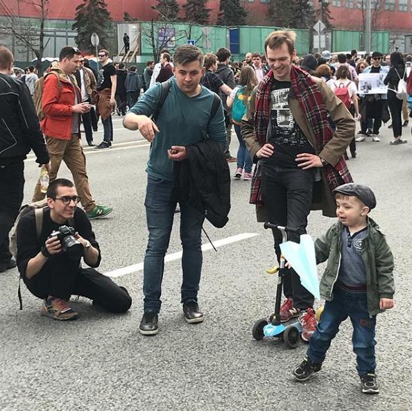 Роскомнадзор с 16 апреля начал блокировать Telegram. Фото https://www.instagram.com/svkolosova/