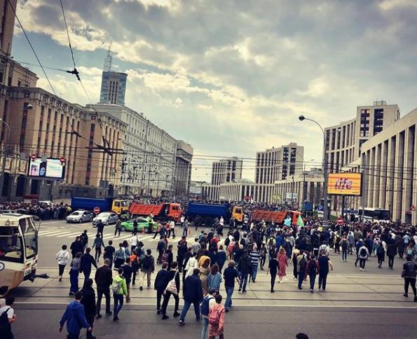 Роскомнадзор с 16 апреля начал блокировать Telegram. Фото https://www.instagram.com/liza_bijoux/
