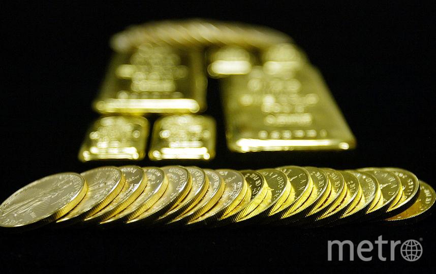 В Южной Корее дворник нашёл в мусорном баке семь слитков золота. Фото Getty