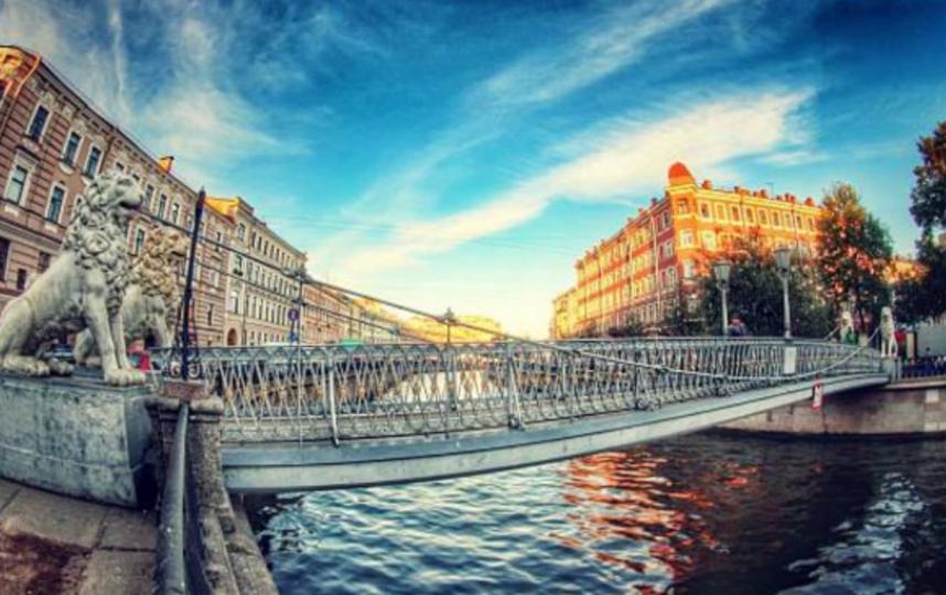 В Петербурге снова обещают хорошую погоду. Фото Getty