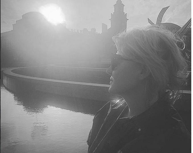 Рената Литвинова сообщила о смерти 32-летней актрисы Елены Величко. Фото все - скриншот instagram.com/renatalitvinovaofficiall/