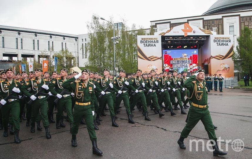 Ежегодный городской фестиваль РЕН ТВ «Военная тайна» приглашает всех желающих праздновать День Победы вместе – весь день.