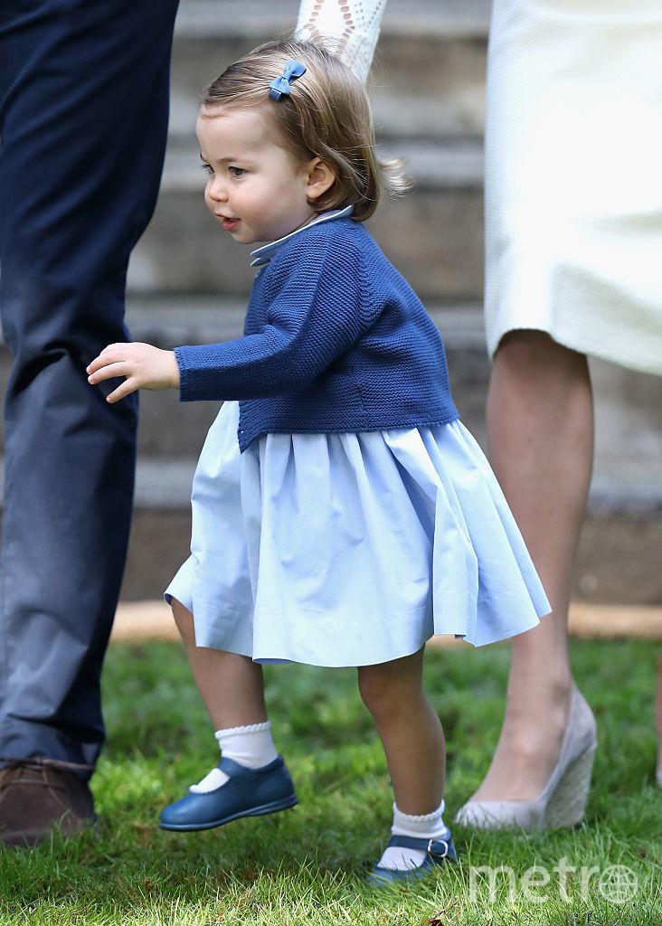 Принцесса Шарлотта, фотоархив.