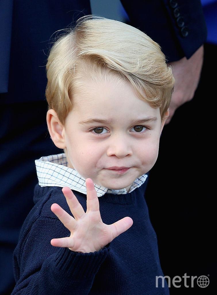 Принц Джордж, фотоархив.