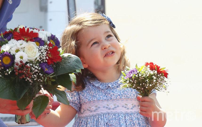 Принцесса Шарлотта, фотоархив. Фото Getty