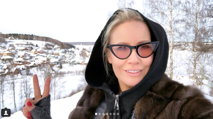 Елена Летучая, фотоархив. Фото скриншот instagram.com/elenapegas/