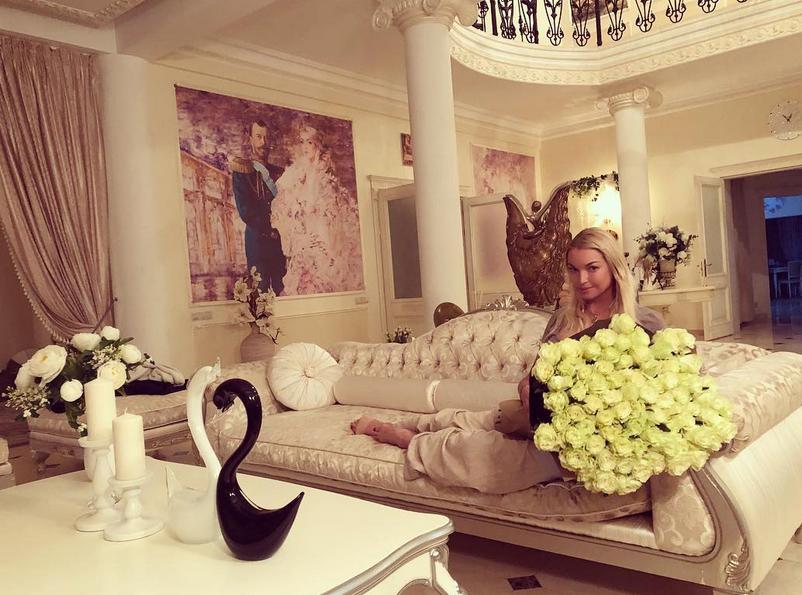 Анастасия Волочкова, фотоархив. Фото скриншот instagram.com/volochkova_art/