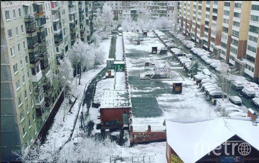Так в Томске прошло 2 мая. Фото https://www.instagram.com/tomskie.ru/
