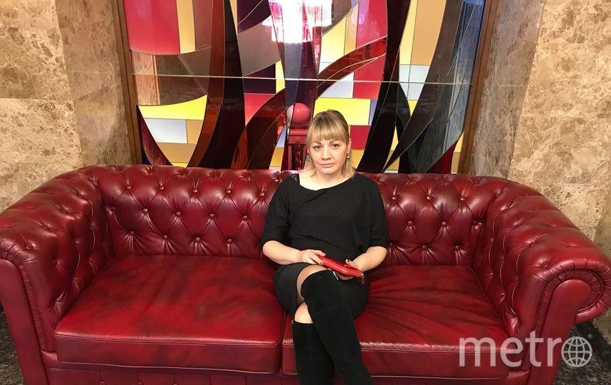 """Наталья Наймушина, бывший билетёр """"Зимней вишни"""". Фото из личного архива Натальи Наймушиной"""