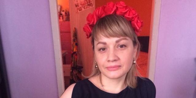 """Наталья Наймушина, бывший билетёр """"Зимней вишни""""."""