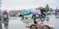 Любители велосипедов в Тольятти открыли новый сезон необычным пробегом