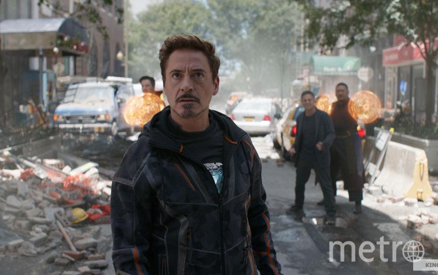 """Кадр из фильма """"Мстители: Война бесконечности"""". Фото предоставлено WDSSPR"""