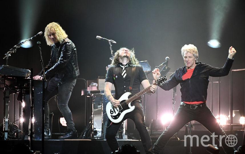 Bon Jovi. Фото Getty