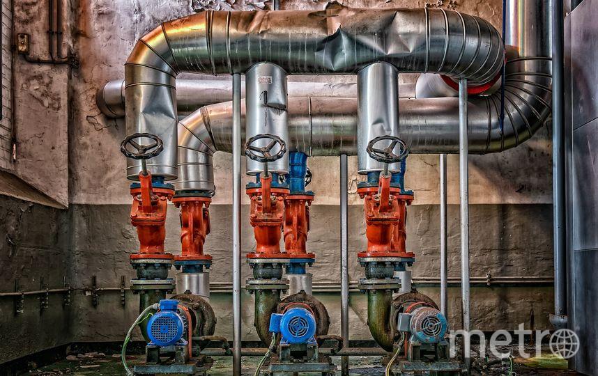 В Петербурге начнут отключать отопление. Фото Pixabay.com