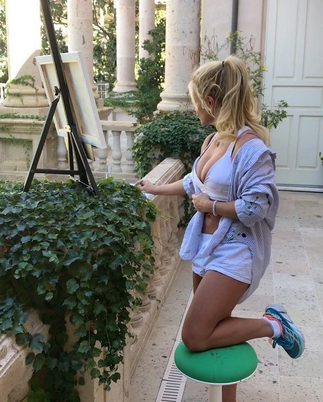 Бритни Спирс. Фото Скриншот Instagram: @britneyspears