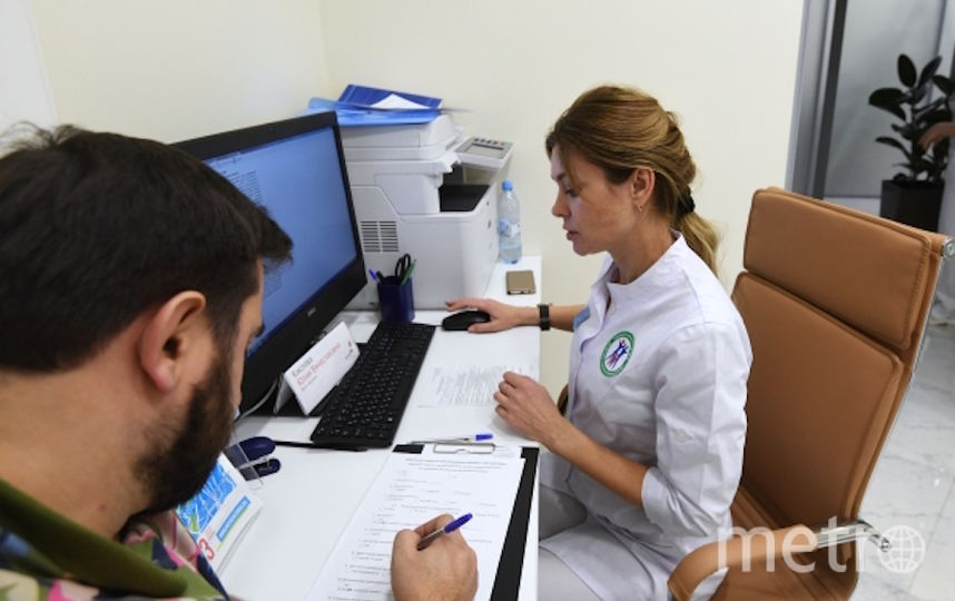 Столичные пациенты смогут получать качественную медпомощь и на дому. Фото РИА Новости