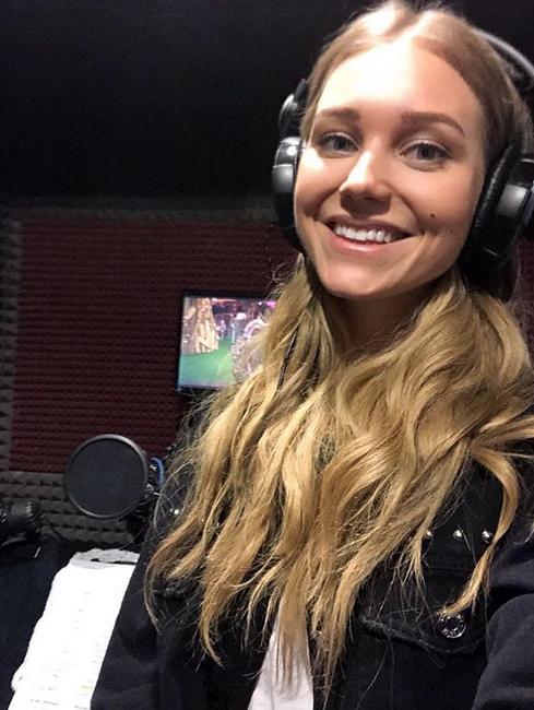 Кристина Асмус. Фото Скриншот Instagram: @asmuskristina