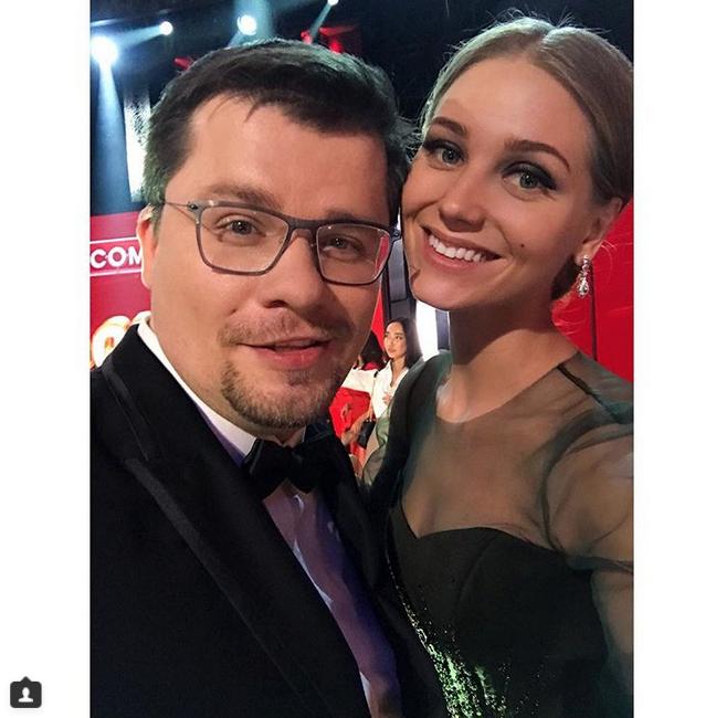 Кристина Асмус и Гарик Харламов. Фото Скриншот Instagram: @asmuskristina