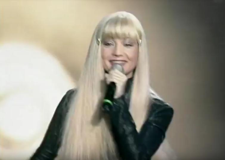 Татьяна Буланова в молодости. Фото Скриншот Youtube