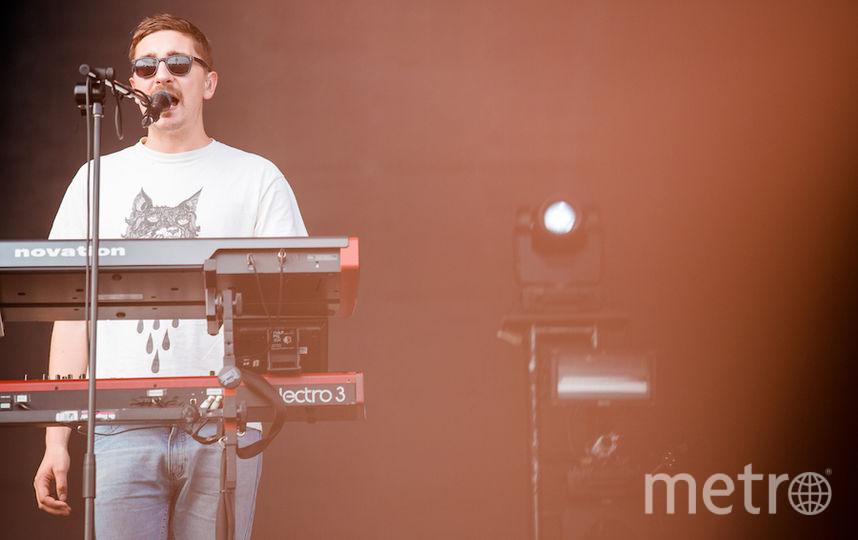Гас Ангер-Гамильтон. Фото Getty