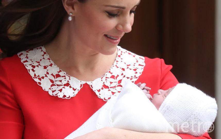 Кейт Миддлтон показала нежные фото новорожденного сына ипринцессы Шарлотты— Первая фотосессия