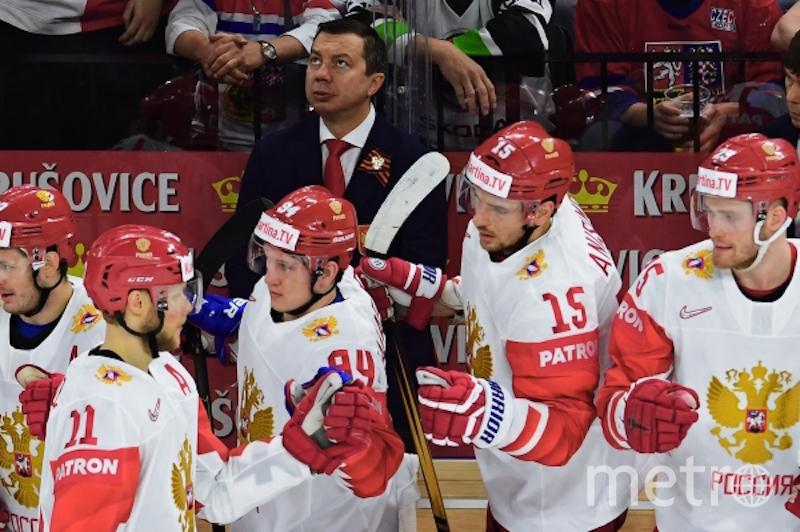 Россияне в двух матчах забросили 14 шайб и не пропустили ни одной. Фото РИА Новости
