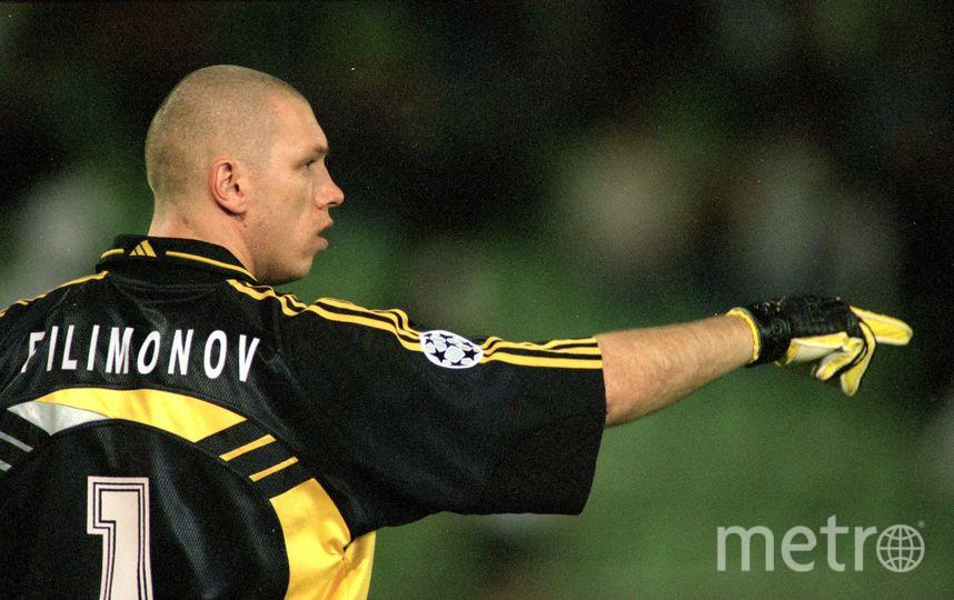 Бывший вратарь сборной России по футболу Александр Филимонов. Фото Getty