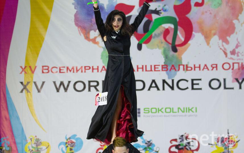 """Всемирная танцевальная Олимпиада. Фото Василий Кузьмичёнок, """"Metro"""""""